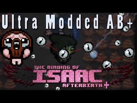 Ultra Modded Afterbirth Plus | Technology Zero!
