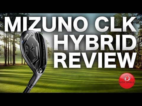 NEW MIZUNO CLK GOLF HYBRID REVIEW