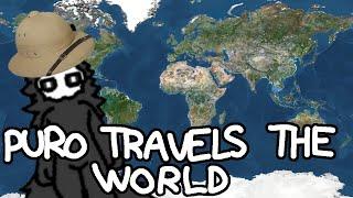 Puro Pet In: Puro Travels The World