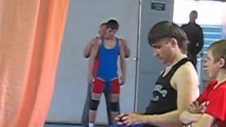 СФО г Бердск тяжелая атлетика 2013год вес кат до 62кг