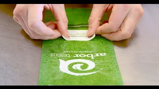 compostable packaging the arbor teas journey