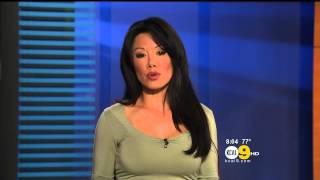 Sharon Tay 2012/08/29 KCAL9 HD