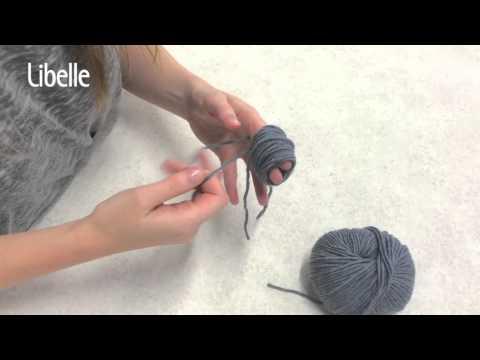Hoe maak je een pompon met je vingers youtube - Hoe je een eigentijdse inrichting van ...