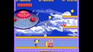 Head Panic 2 player Netplay arcade game