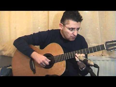 Loreena mcKennitt  Night Ride Across The Caucasus For fingerstyle acoustic  guitar