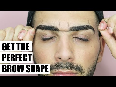 The Perfect Eyebrow Hack
