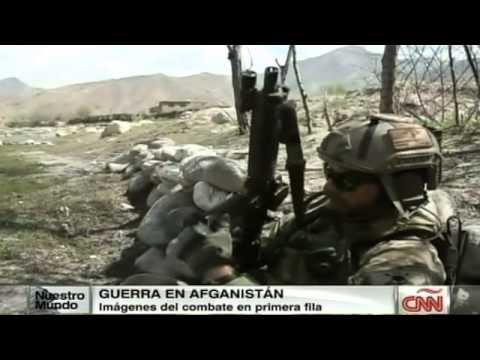 La guerra en Afganistán desde la zona de batalla