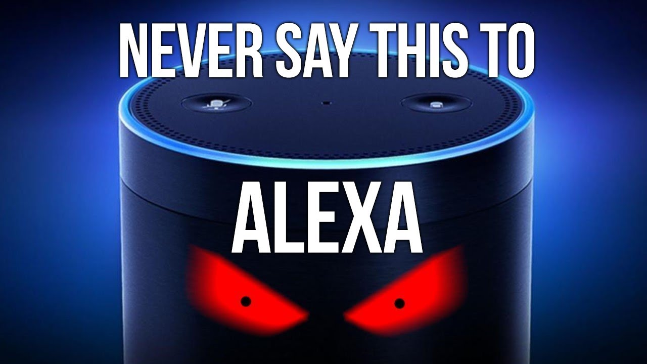 Download Top 10 Scary Questions You Should NEVER Ask Alexa