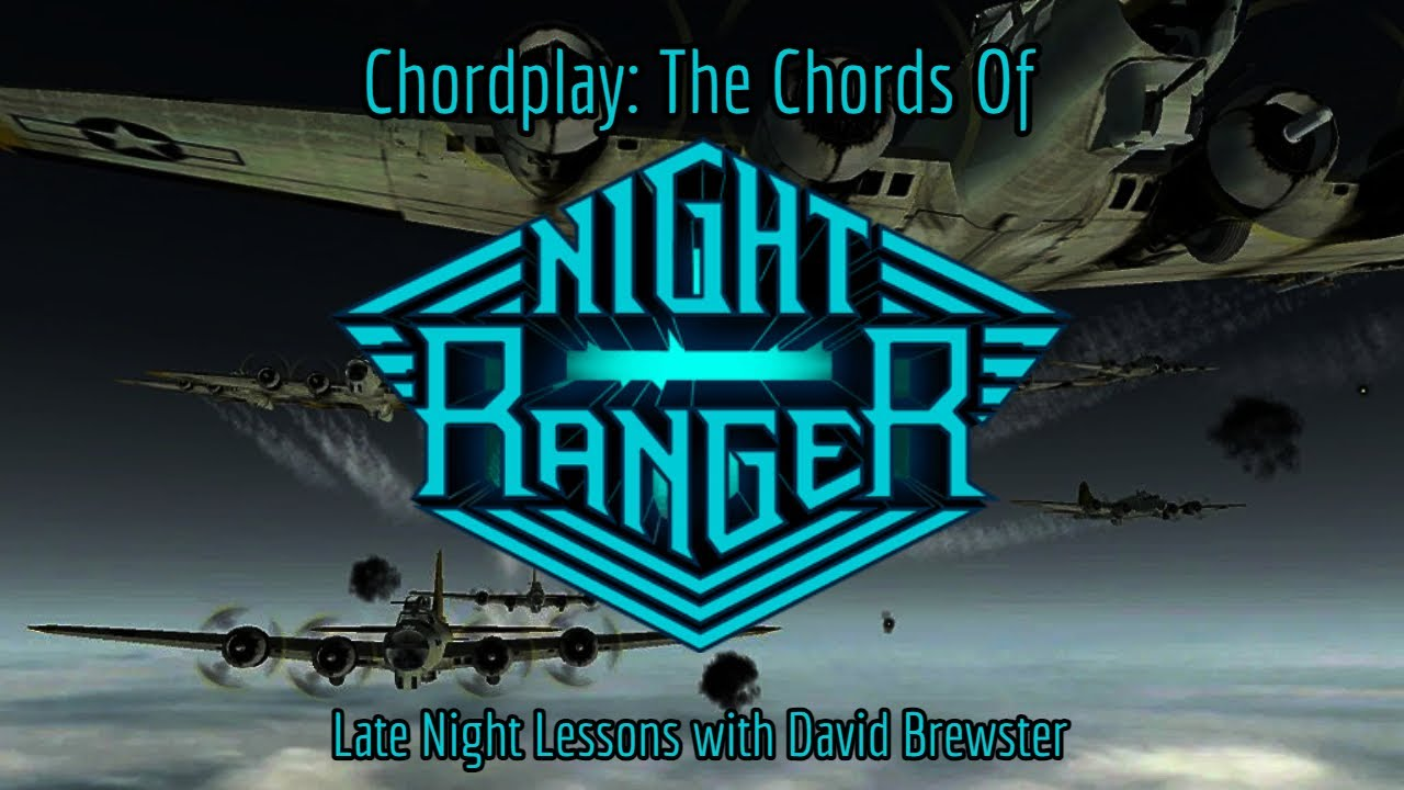 Chordplay - The Chords Of Night Ranger