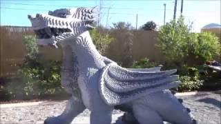 LEGO NINJAGO World Area Tour ~ Legoland Florida