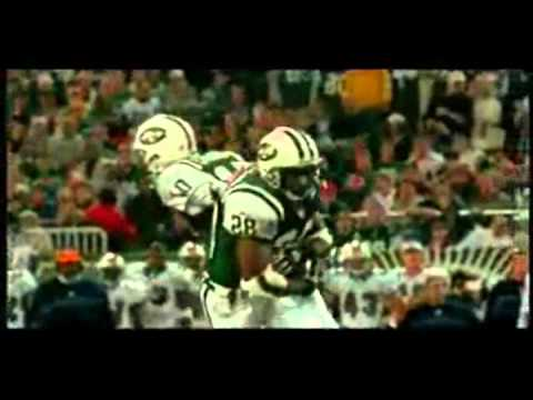 Curtis Martin Hall Of Fame NY JETS RB