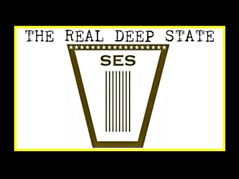 The REAL Deep State Senior Executive Service #SES #QAnon #Keystone