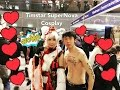 Supanova Sydney Muzz 2016 Pop Culture Expo | Timstar | Tyzz | 100 girl on the beach