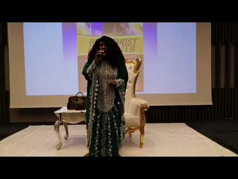 HOLY GHOST ENCOUNTER In Paris, France . Video 1