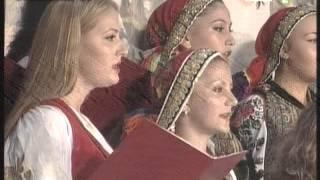 Corul femeisc al C.C. Doina Uzdin- Eu ma duc codru ramane