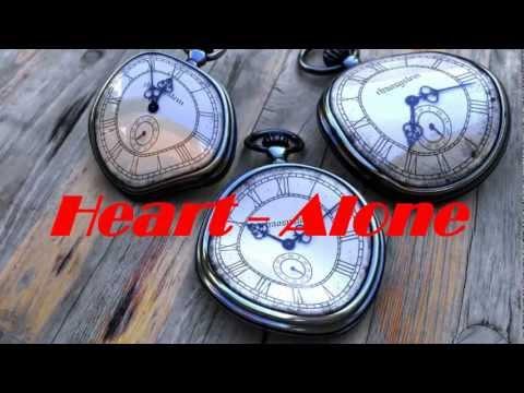 Heart - Alone [Lyrics] HD