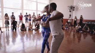 "Carlos + Fernanda - I'm Zouk Miami Zouk Congress 2017 - ""Say You Won't Let Go""and   James Arthur"