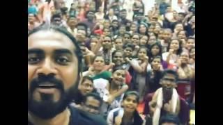 Vikadakavi Magen with 500 volunteers Mahavelvi2016
