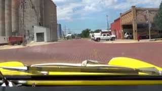 1975 MG Midget Test Drive from Storage to Dollar General