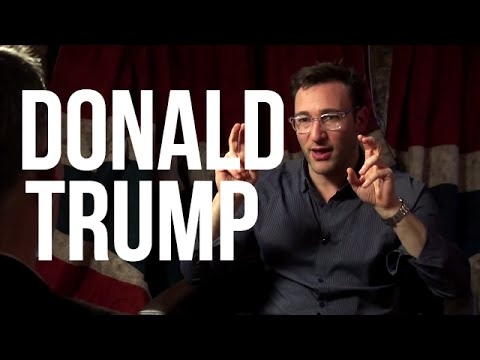 DONALD TRUMP IS A REFLECTION OF US - Simon Sinek on Trump