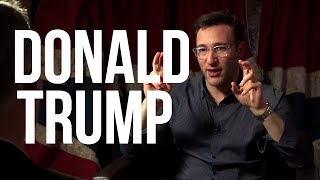 DONALD TRUMP IS A RELFECTION OF US - Simon Sinek on Trump