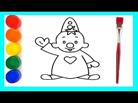Kleurplaten Studio 100 Bumba.Kleurplaat Kleurplaat Video Kleurplaat Mp3