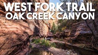West Fork Trail Hike, Sedona