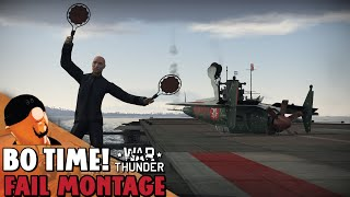 War Thunder - Fail Montage 59
