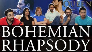 Bohemion Rhapsody (Movie Trailer) - Group Reaction