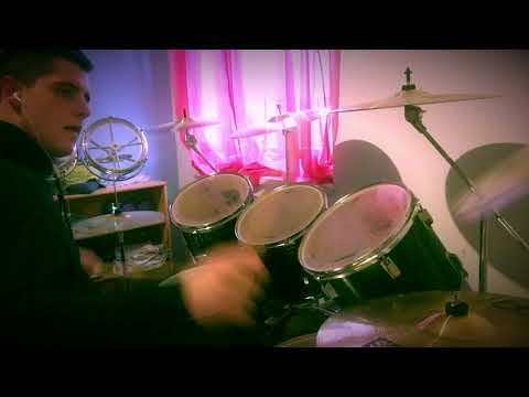 Scooter - Maria (I Like It Loud) Drum Cover