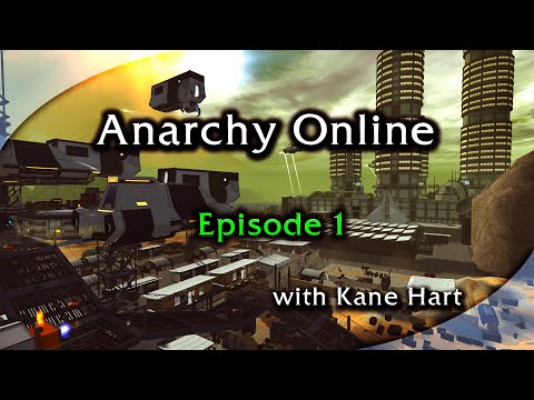 Anarchy Online – 2016 – Episode 1