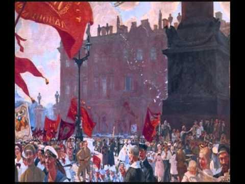 Sergei Prokofiev: Cantata for 20th anniversary of Russian Revolution (1936)