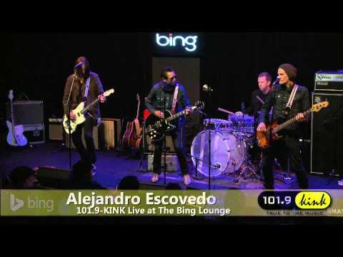 Alejandro Escovedo - Castanets (Bing Lounge)