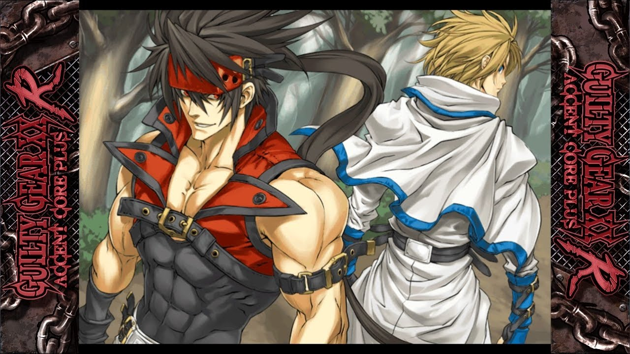 Image result for guilty gear xx sol and ky story mode