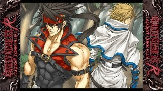 Guilty Gear XX Accent Core Plus R - Story mode (Sol-Badguy Path 1)