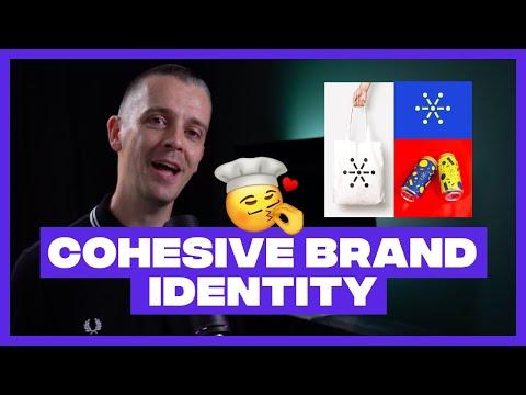 From Logo Design to Brand Identity System (Case Study)
