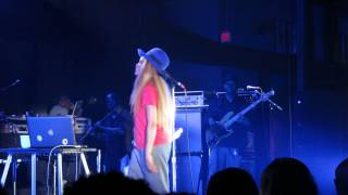 Erykah Badu & Robert Glasper - Afro Blue, New Orleans May 4th, 2013