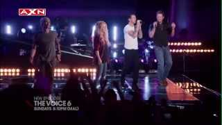 AXN The Voice 6 - Coaches Sing!