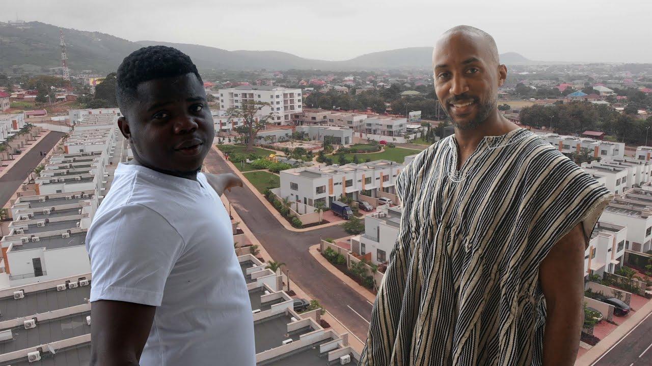 African-American Firm & Ghanaian Partner on $30M Luxury Estate in Ghana