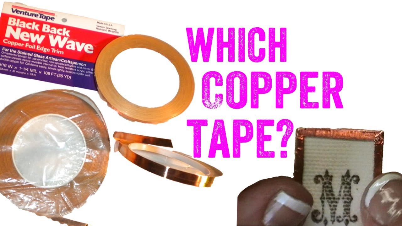 Copper foil for soldering glass pendants jewelry youtube copper foil for soldering glass pendants jewelry aloadofball Gallery