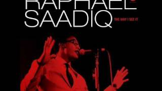 Watch Raphael Saadiq Sure Hope You Mean It video