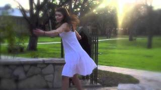 Prayer of St. Francis song by Sarah Mclachlan Ballet Dancer libbyscircle