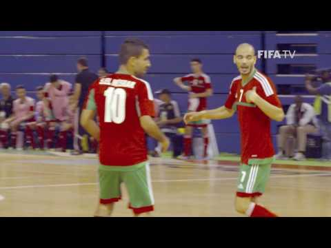 Futsal on the rise in Africa