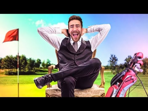 I LOVE WHEN MY FRIENDS GET TRIGGERED PLAYING GOLF! thumbnail