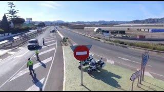 La Guardia Civil realiza controles en la Región de Murcia