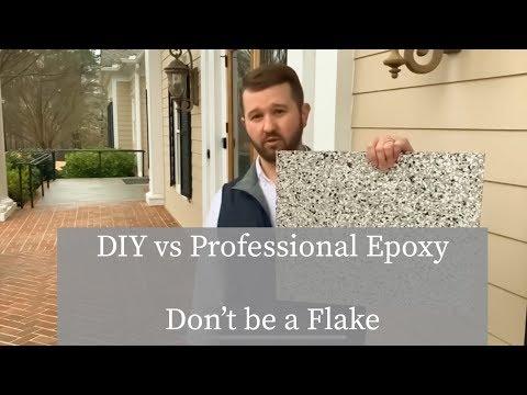 DIY vs Professional: Don't be a Flake
