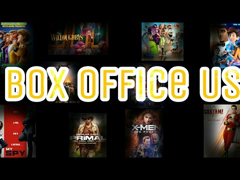 Box Office US 03/06/2020