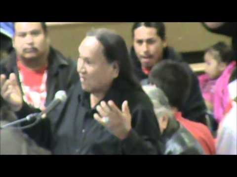 In Honor of the Life of Russell Means
