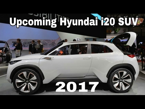 Upcoming! Hyundai i20 SUV | Hyundai i20 based premium SUV 2017 | Price 8 - 14 lakhs Expected