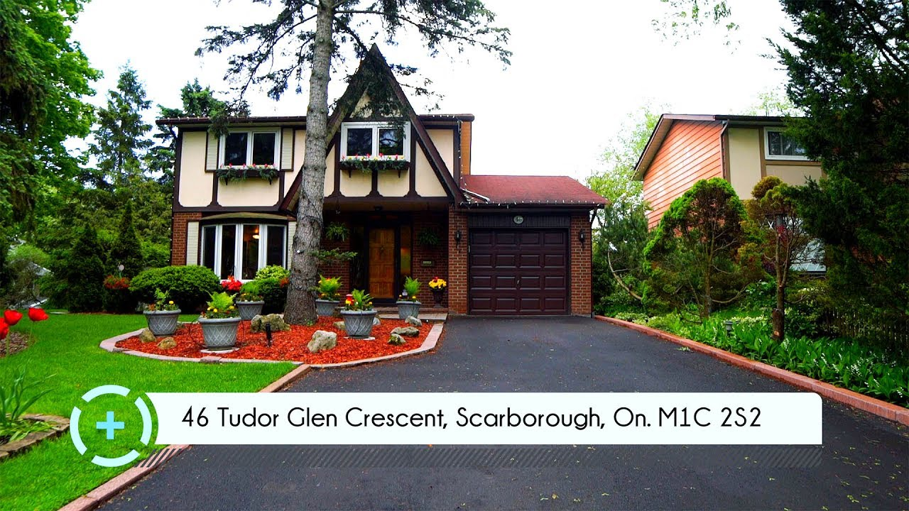 46 Tudor Glen Crescent Scarborough On M1C 2S2 HD Virtual Tour